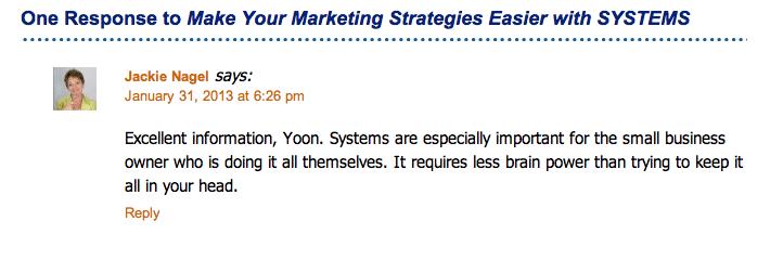 Marketing Strategies Easier