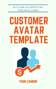 Customer Avatar Template
