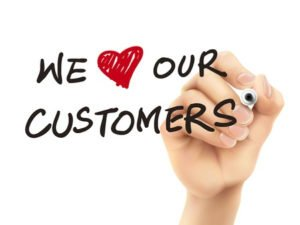 find more customers