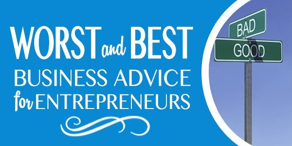 Best business advice