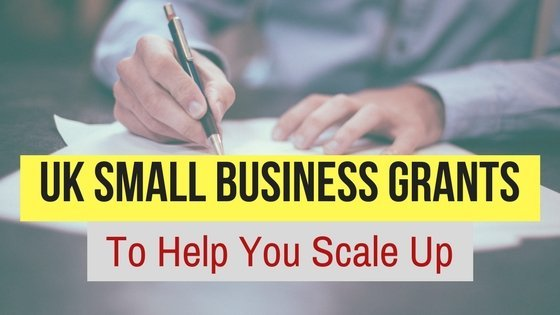 UK Small Business Grants to Help You Scale Up
