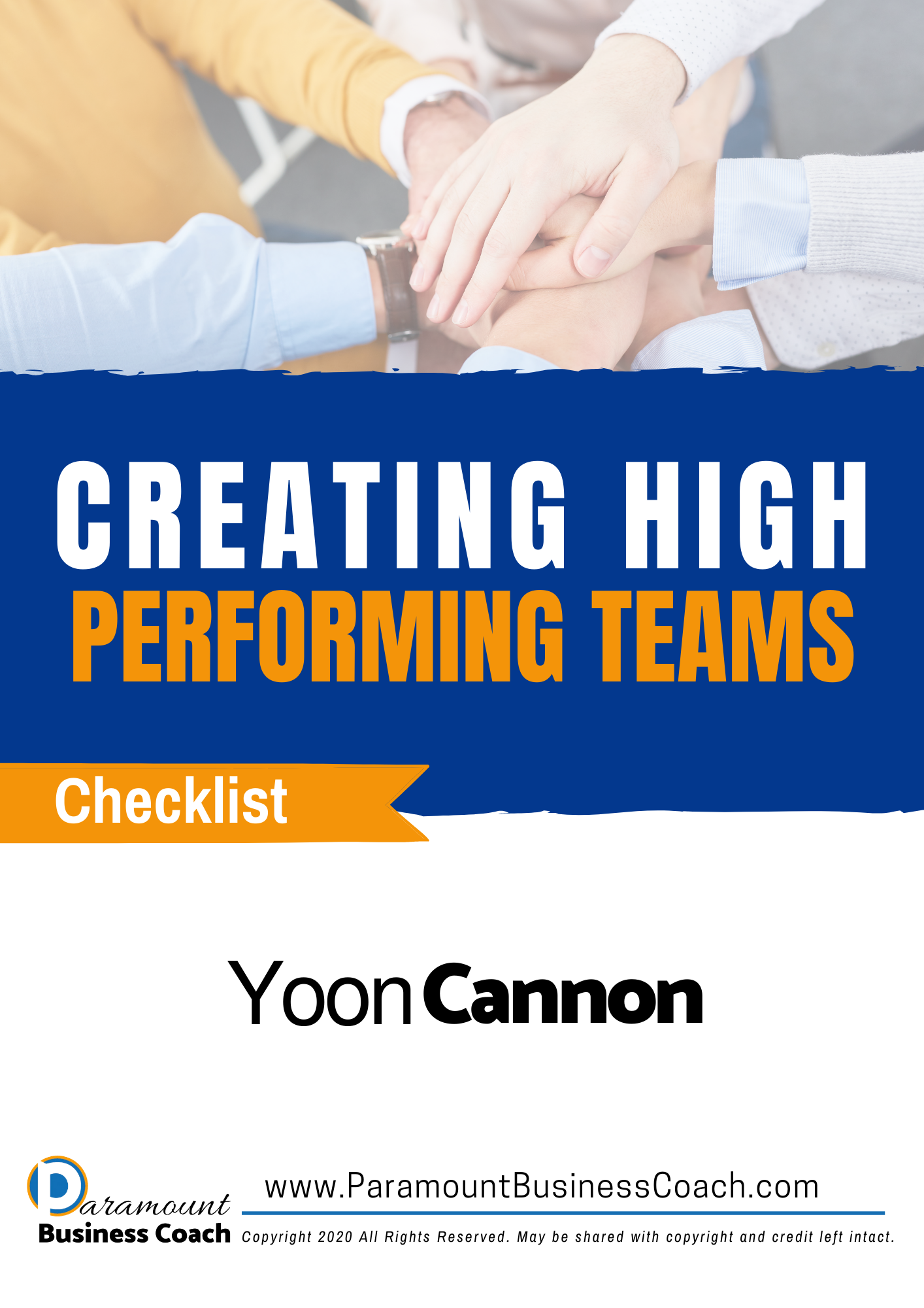 Download this 11-point checklist and start boosting your team's productivity! Works for both onsite employees and virtual assistants!