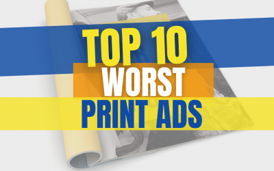 Top 10 Worst Print Ads – Avoid Killer Advertising Mistakes